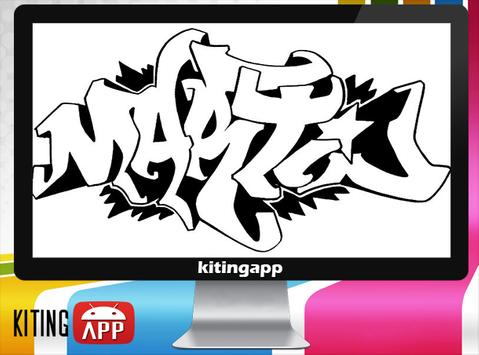 Graffiti Name Ideas apk screenshot
