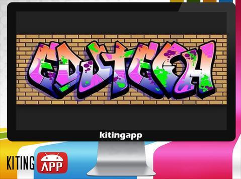 Graffiti Name Ideas screenshot 6