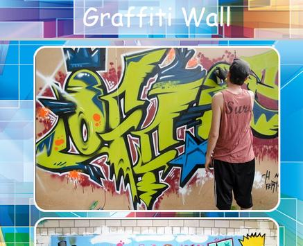 Graffiti Art Design poster