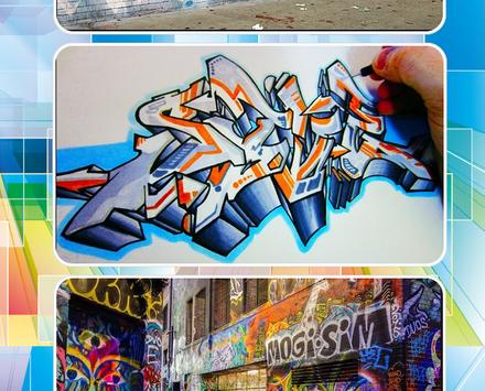 Graffiti Art Design apk screenshot
