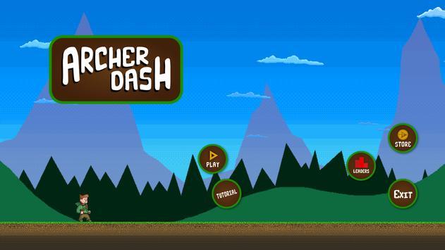 Archer Dash - Infinite Runner poster