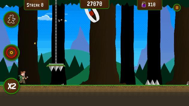 Archer Dash - Infinite Runner screenshot 5