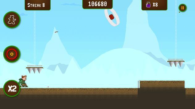 Archer Dash - Infinite Runner screenshot 7