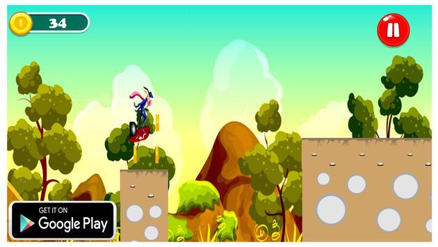 Greninja Adventure world apk screenshot