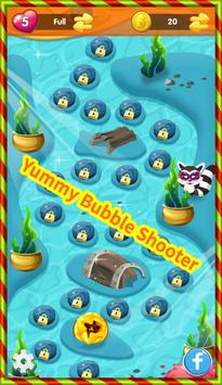Yummy Bubble Shooter screenshot 4