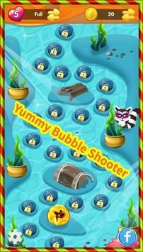 Yummy Bubble Shooter screenshot 1