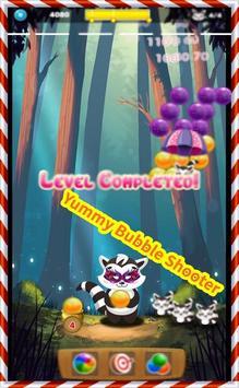 Yummy Bubble Shooter apk screenshot