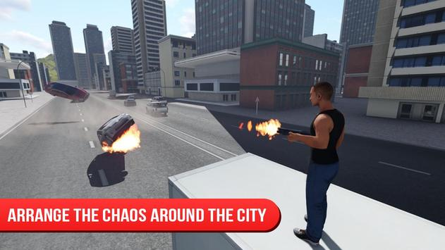 Grab the Auto Police Attack apk screenshot