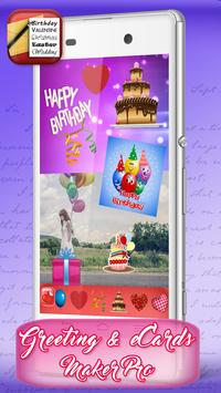 Greeting & eCards Maker Pro poster