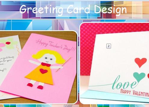 Greeting Card Design poster