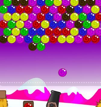 เกมส์ฟองลูกกวาด screenshot 1