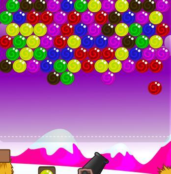 เกมส์ฟองลูกกวาด screenshot 2