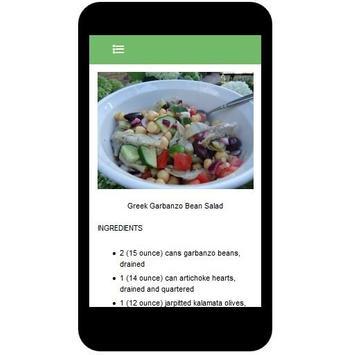 Greek Recipes screenshot 2