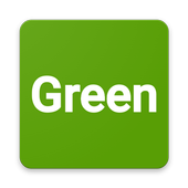 Green Check Running icon