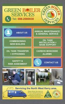 GreenBoiler Services poster