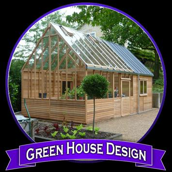 Green House Design poster