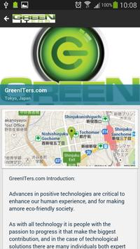 GreenITers Mobile apk screenshot