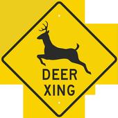 Deer Crossing icon