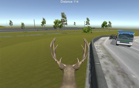 Deer Crossing apk screenshot