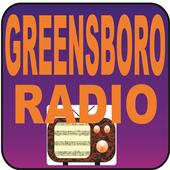 Greensboro NC Radio Stations icon