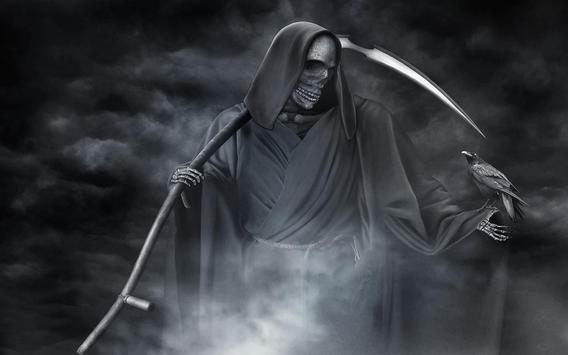 Grim Reaper Live Wallpaper apk screenshot