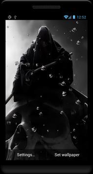 Grim Reaper Live Wallpaper poster