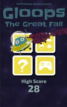 Gloops : The Great Fall poster