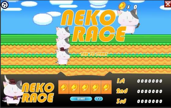 Neko Race poster