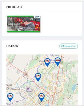 ExpressApp-Colombia apk screenshot