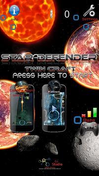 Star Defender Space Run Free poster
