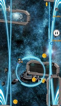 Star Defender Space Run Free apk screenshot