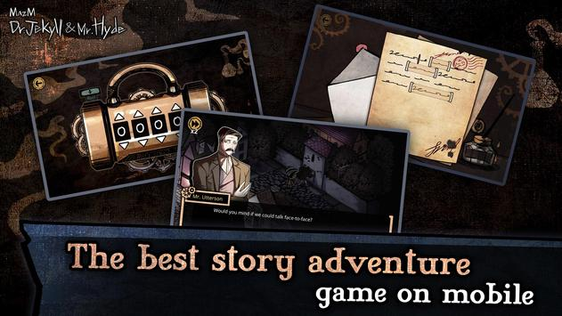 MazM: Jekyll and Hyde screenshot 13