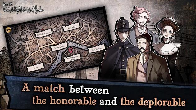 MazM: Jekyll and Hyde screenshot 15