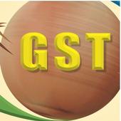 Gst India in Gujarati icon