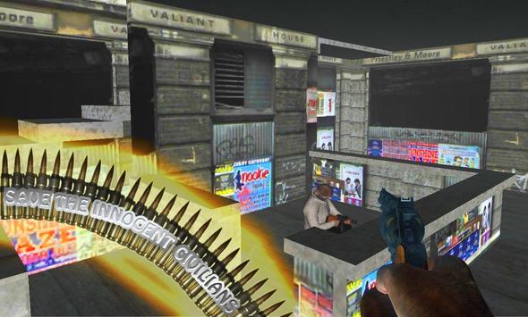 Commando Assassin 3D 2018 apk screenshot