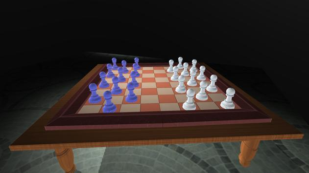 Checkers : Checkers 3D Board Strategic Game Free screenshot 4