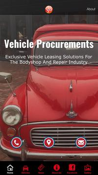 Vehicle Procurements poster