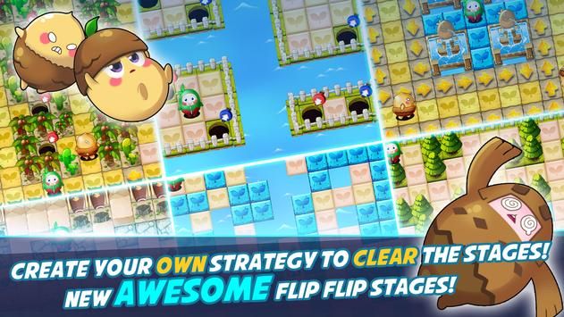 FlipFlip - Adventure of Seeds apk screenshot