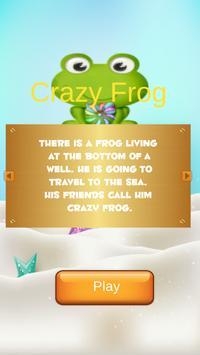 Crazy Frog poster