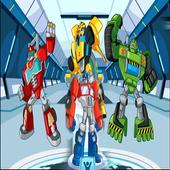 Guide for Transformer Recue Bote icon