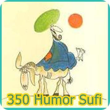 350 Humor Sufi poster