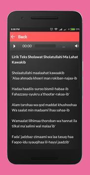 Album Sholawat Habib Syech poster