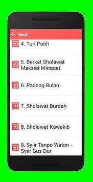 Album Sholawat Habib Syech apk screenshot