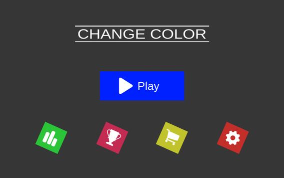 Change Color poster
