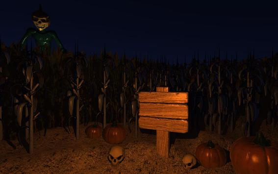 Halloween Corn Maze VR poster