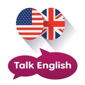 Talk English icon