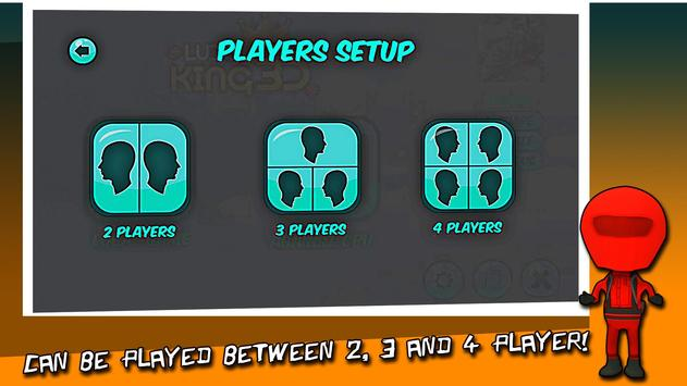 Ludo Classic 3D Board King 2018 screenshot 2