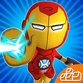 Mini Hero Militia 3D icon