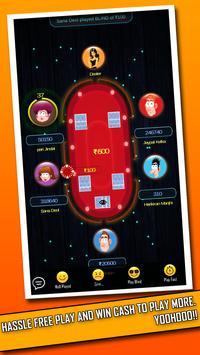 Teen Patti Clubs HD | Live indian poker screenshot 13