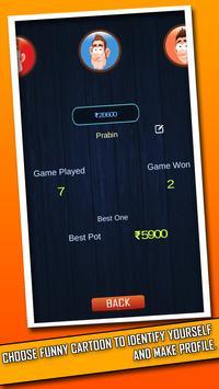 Teen Patti Clubs HD | Live indian poker screenshot 1